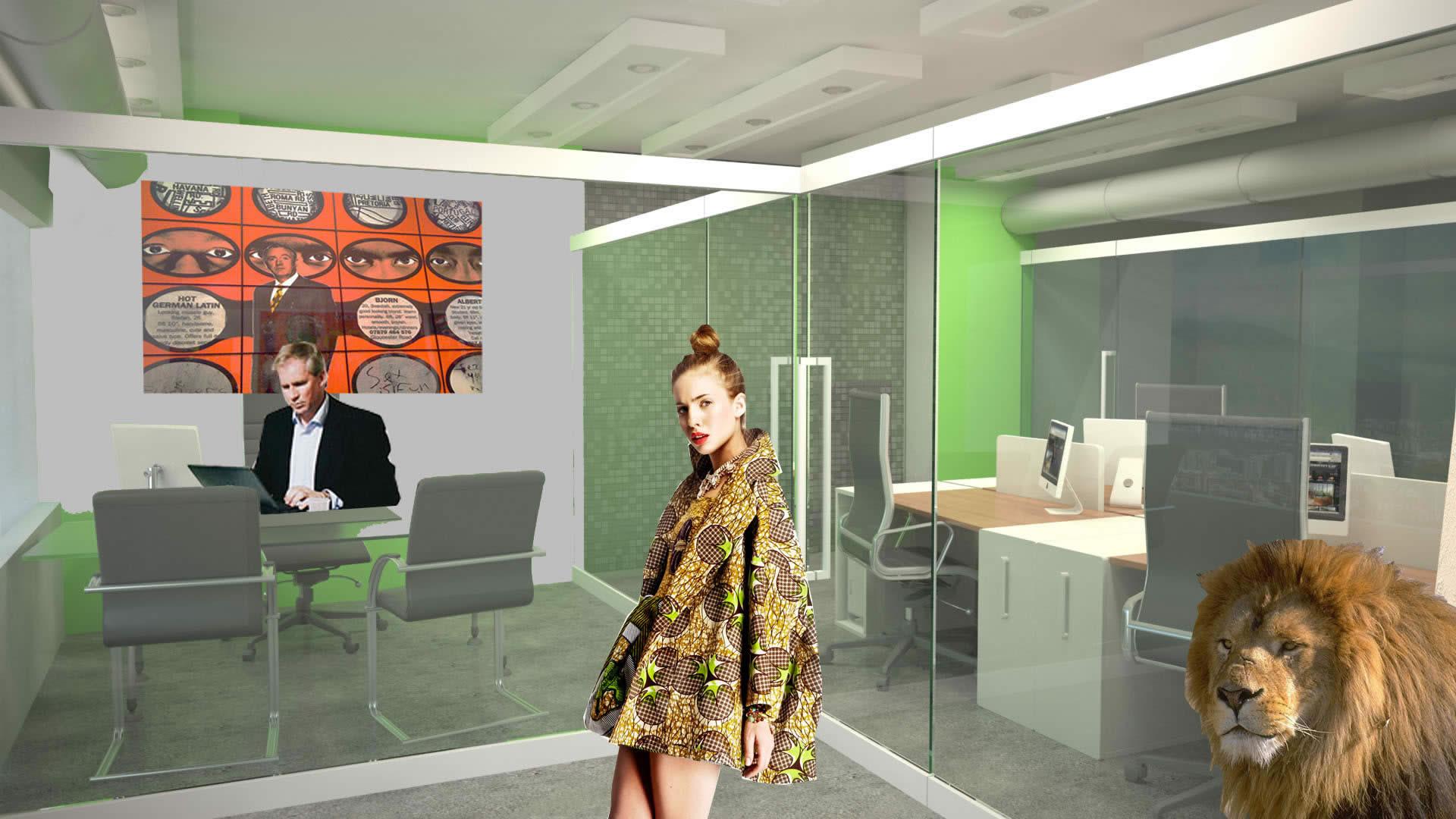 Oficinas Macaracuay