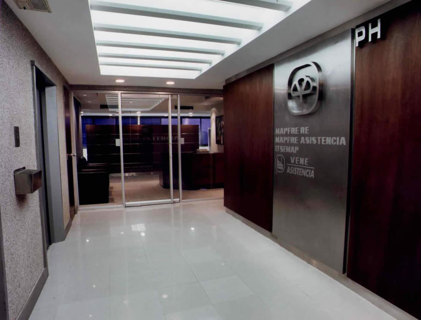 Oficinas Veneasistencia