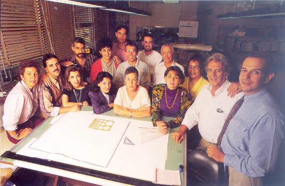 Formación – Sanabria Arquitectos Asociados S.C.