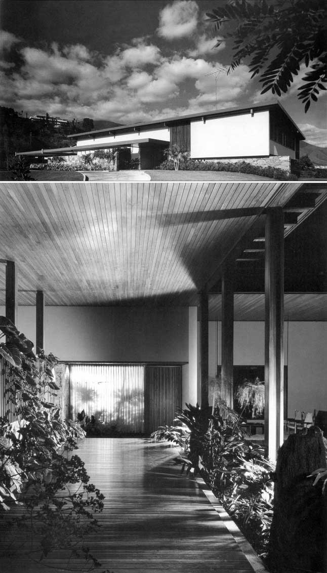 Klaus Heufer: quinta Loma Baja (1960)