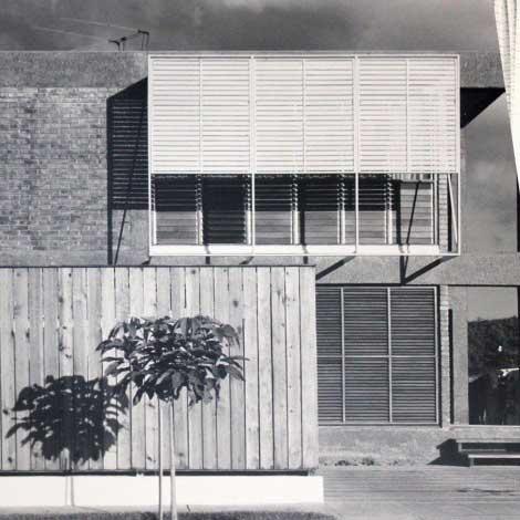 La villa moderna en Caracas