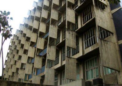 Universidad Central de Caracas, Carlos Raúl Villanueva