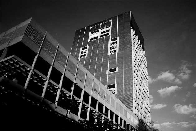 Banco Central, Tomás Sanabria