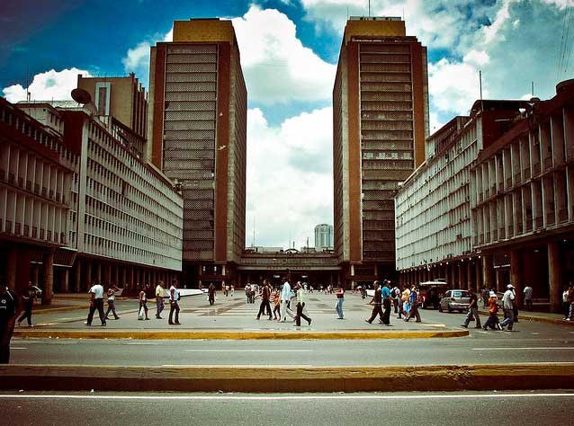 Plataforma en Viaje: Venezuela